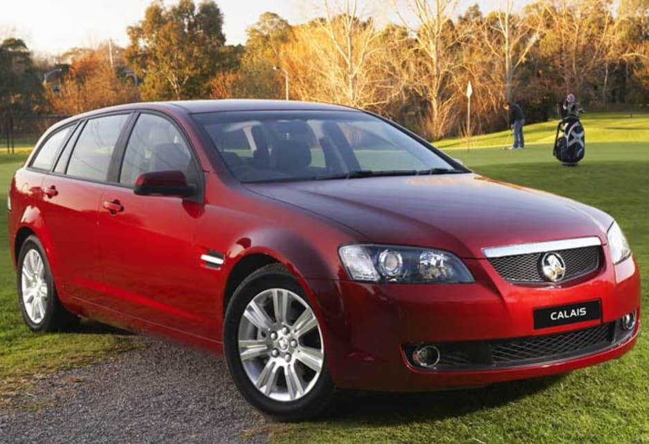 Holden VE Calais Sportwagon