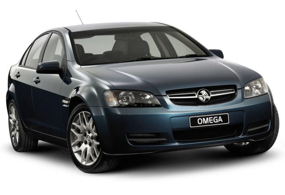 Holden VE Commodore Omega
