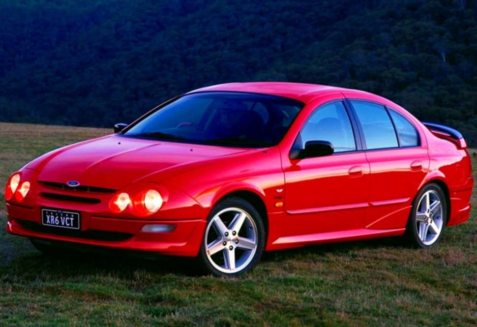 Used Ford Falcon review: 1998-2000 | CarsGuide