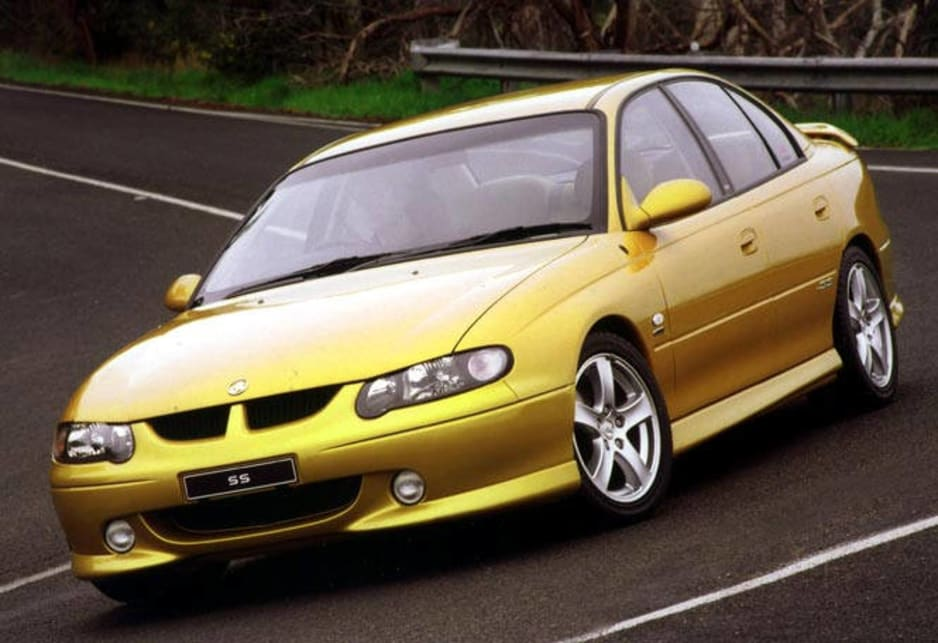 2002 Holden Commodore VX SS