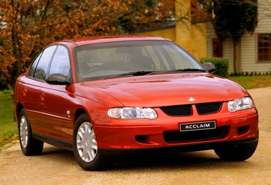 2000 Holden VX Commodore Acclaim