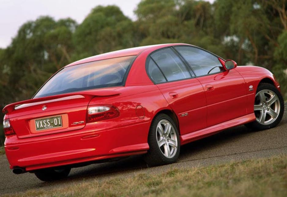 2000-2001 Holden VX Commodore SS