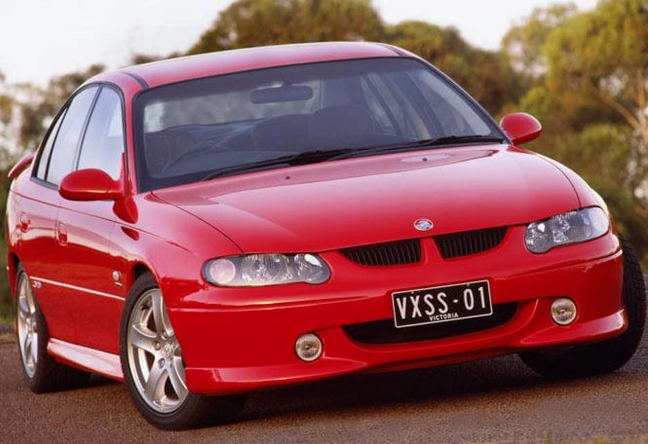 2000 Holden VX Commodore SS