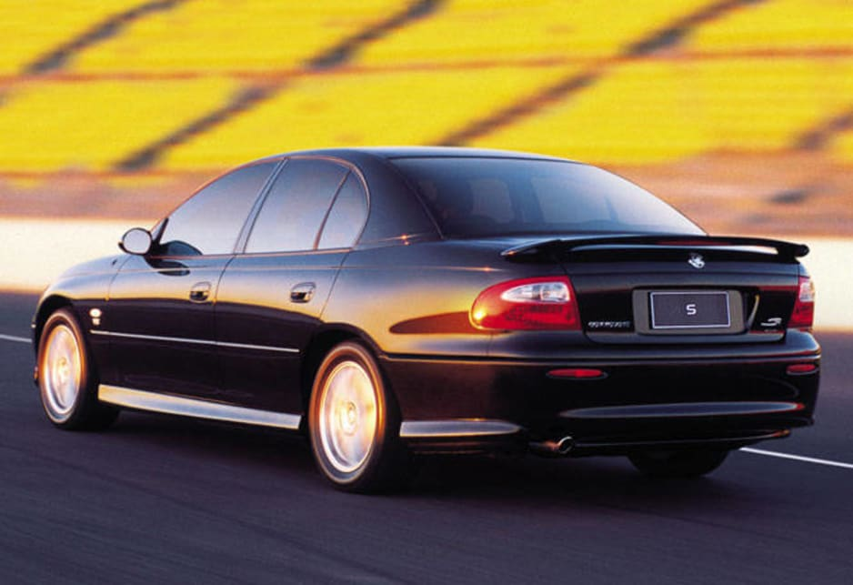 2001 Holden VX Series II Commodore S