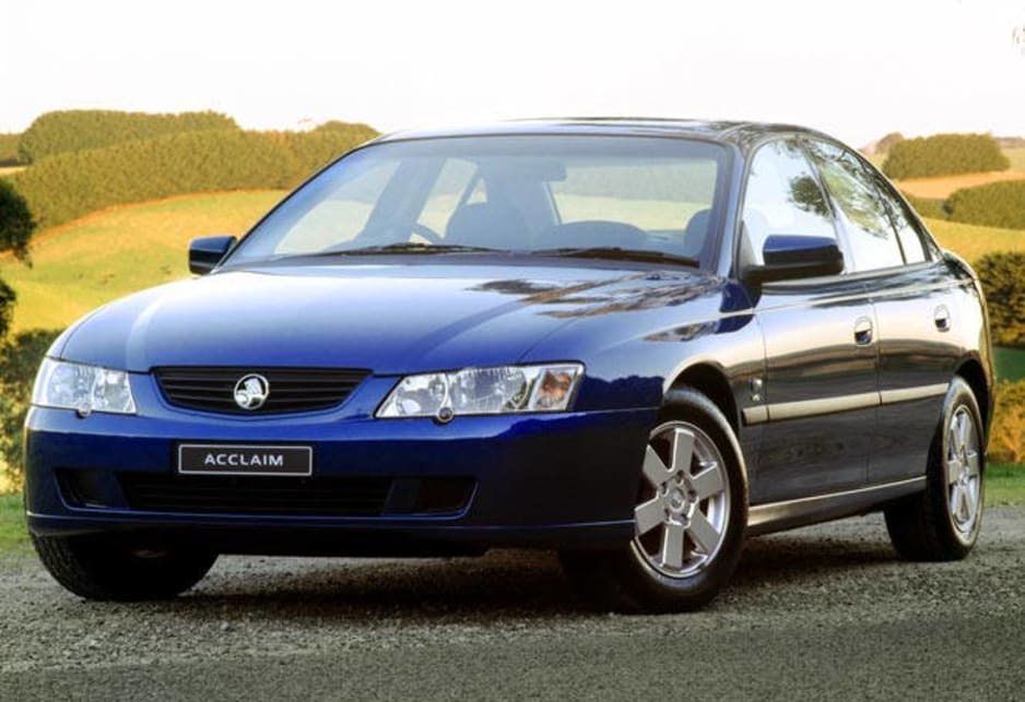 Used Holden Commodore review: 2002-2004 | CarsGuide