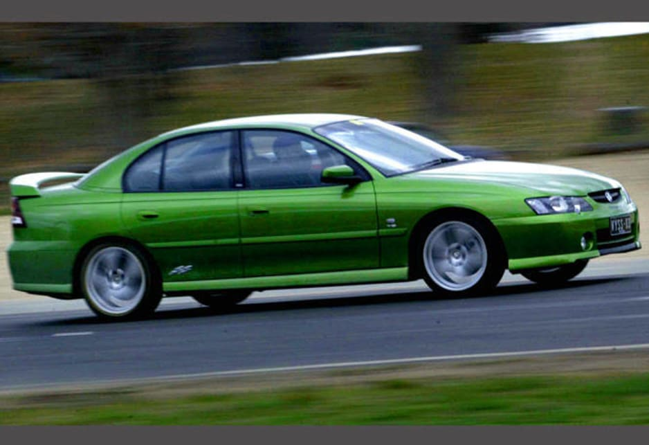 Used Holden Commodore review: 2002-2004   CarsGuide