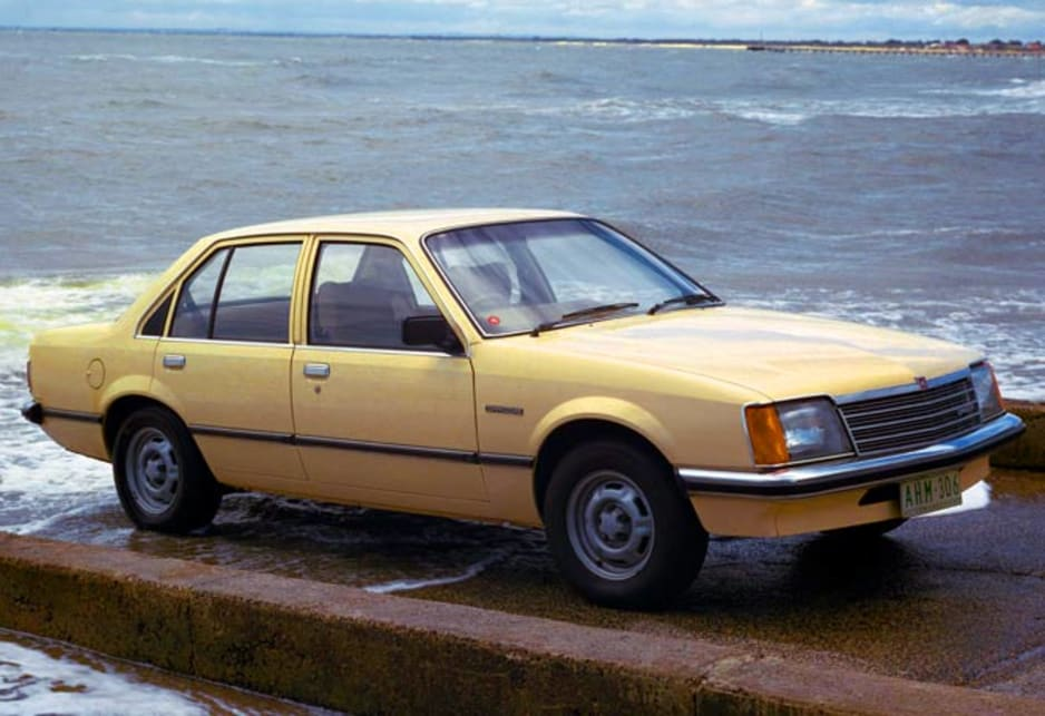 Holden Commodore VB 1978-1980