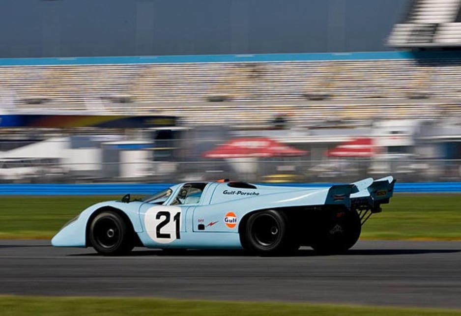 Porsche 917: car of the week