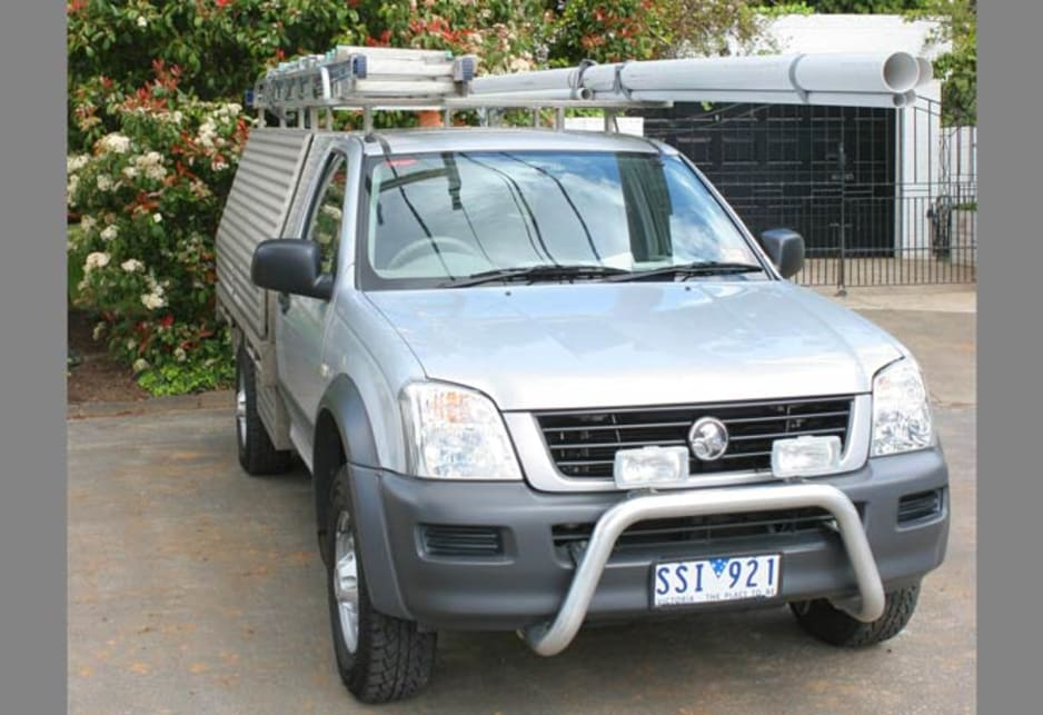 Used Holden Rodeo review: 2003 | CarsGuide