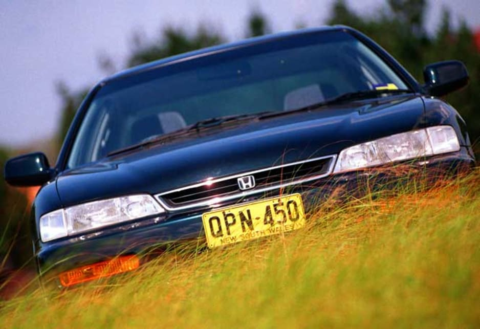 1997 Honda Accord VTi-S
