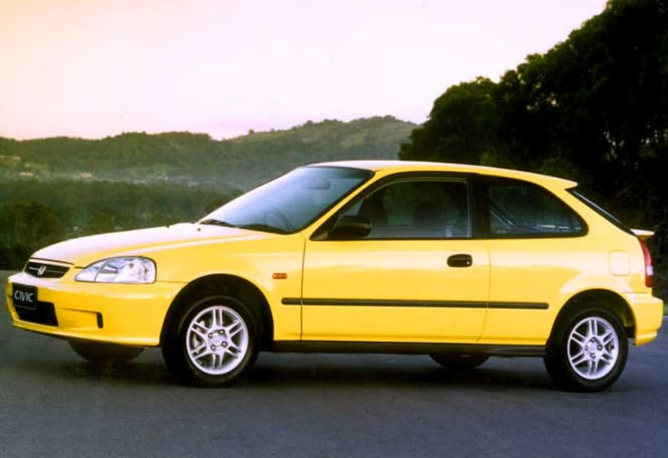 Used Honda Civic Review 1995 2000 Carsguide