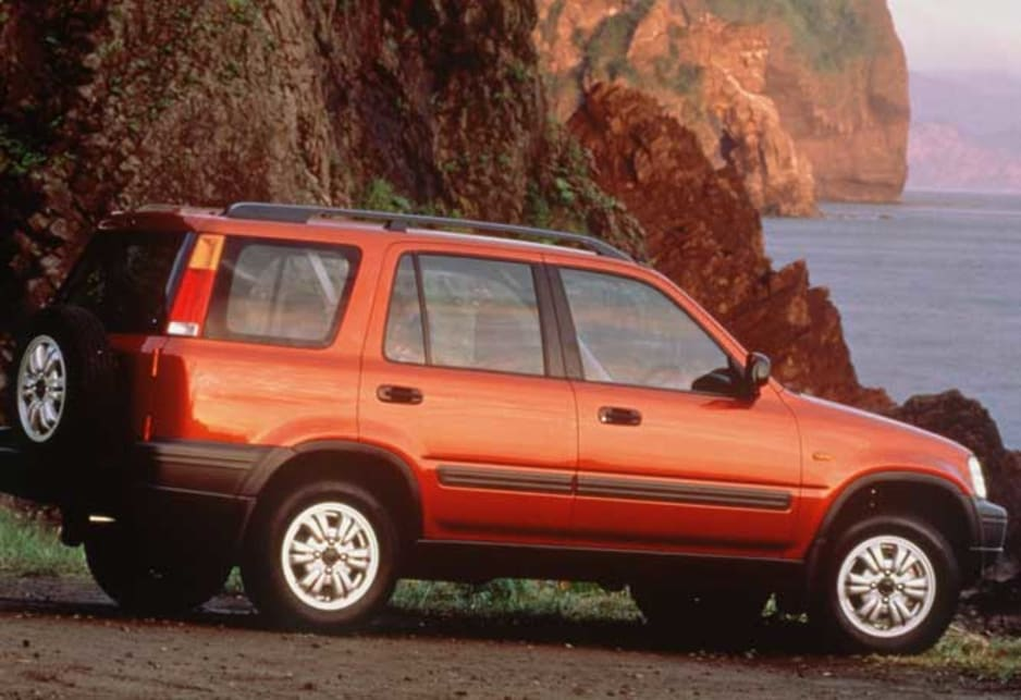 Used Honda Cr V Review 1997 2001 Carsguide