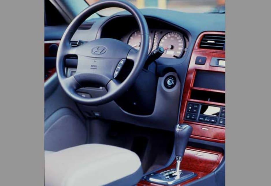 Used Hyundai Grandeur review: 1999-2003 | CarsGuide