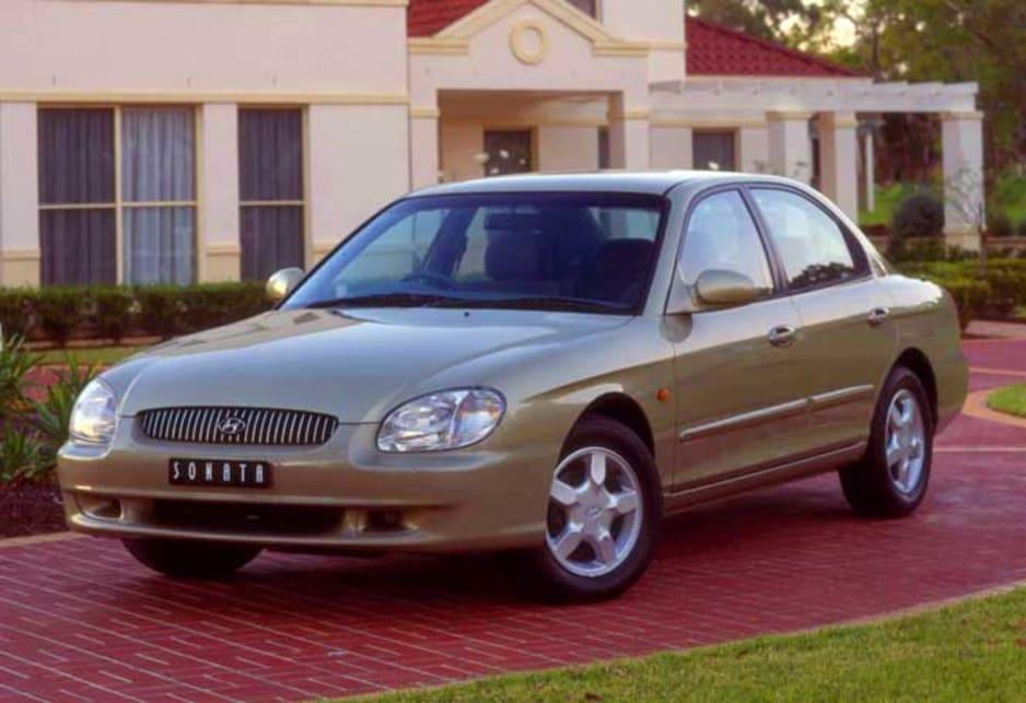 Used Hyundai Sonata review: 1998-2000   CarsGuide