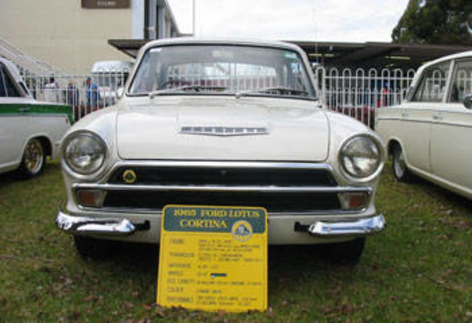 Ford history: 1965 Ford Lotus-Cortina