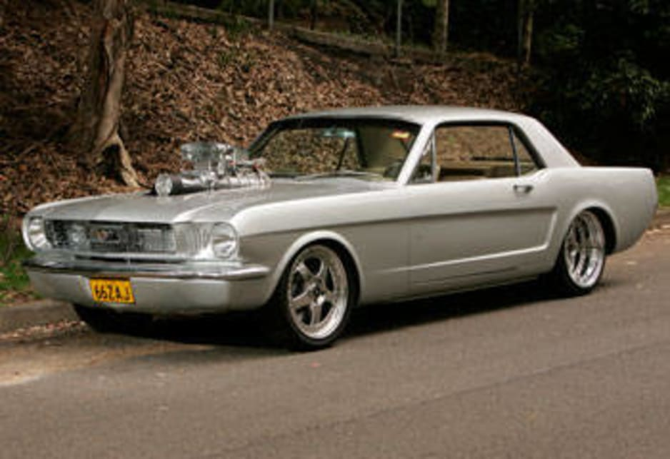 Ford history: 1966 Mustang (Paul Zajakovski's sports car)