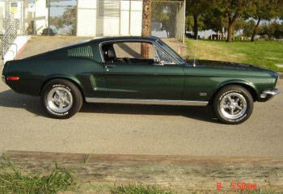 Ford history: 1968 Mustang same model that featured in Bullitt