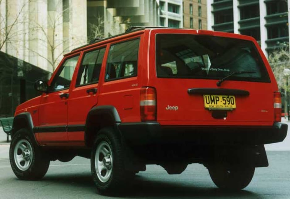 Used Jeep Cherokee review: 1994-2001 | CarsGuide