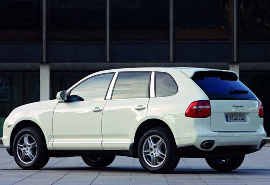 2009 Porsche Cayenne Diesel Will Star Car News Carsguide