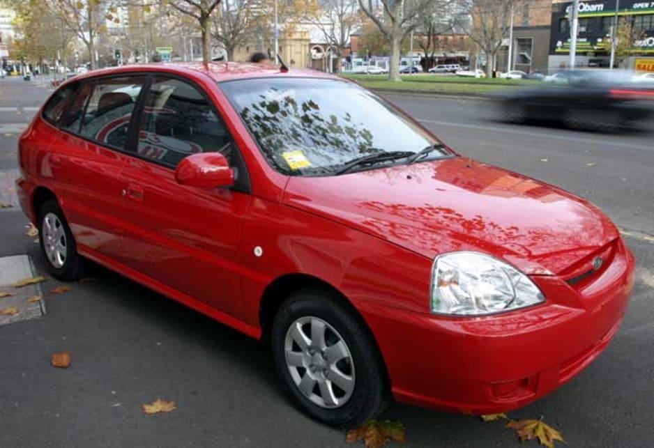 Used Kia Rio review: 2000-2004 | CarsGuide