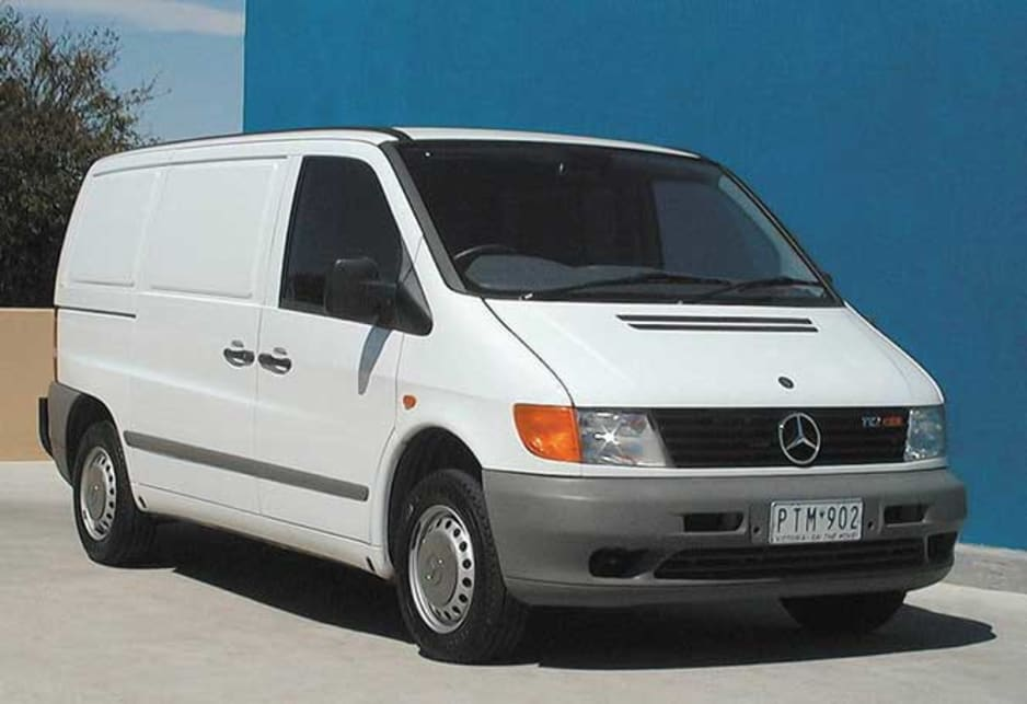 Used Mercedes Vito Review 1998 2004 Carsguide