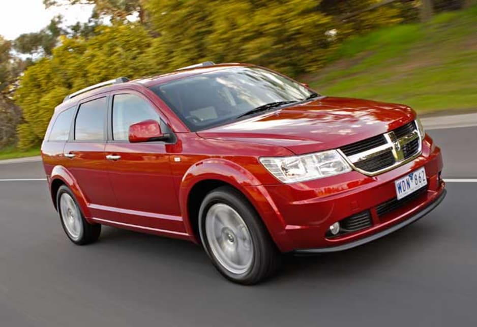 Dodge Journey 2009 Review | CarsGuide