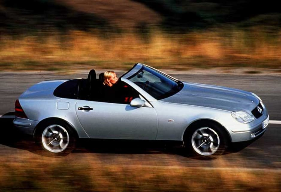 Used Mercedes-Benz SLK review: 1997-2000 | CarsGuide