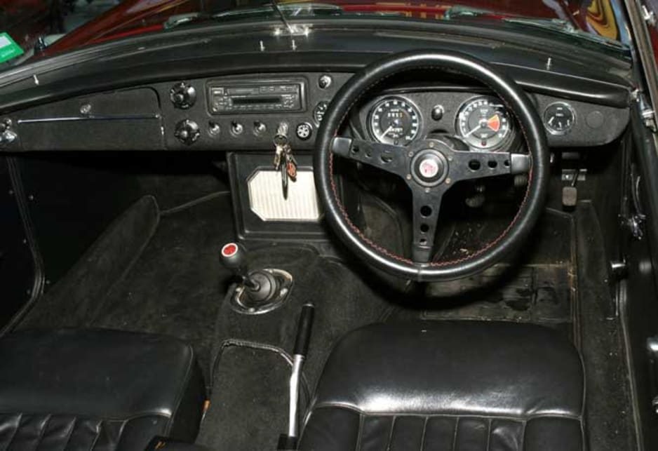 Used MG B review: 1963-1972 | CarsGuide