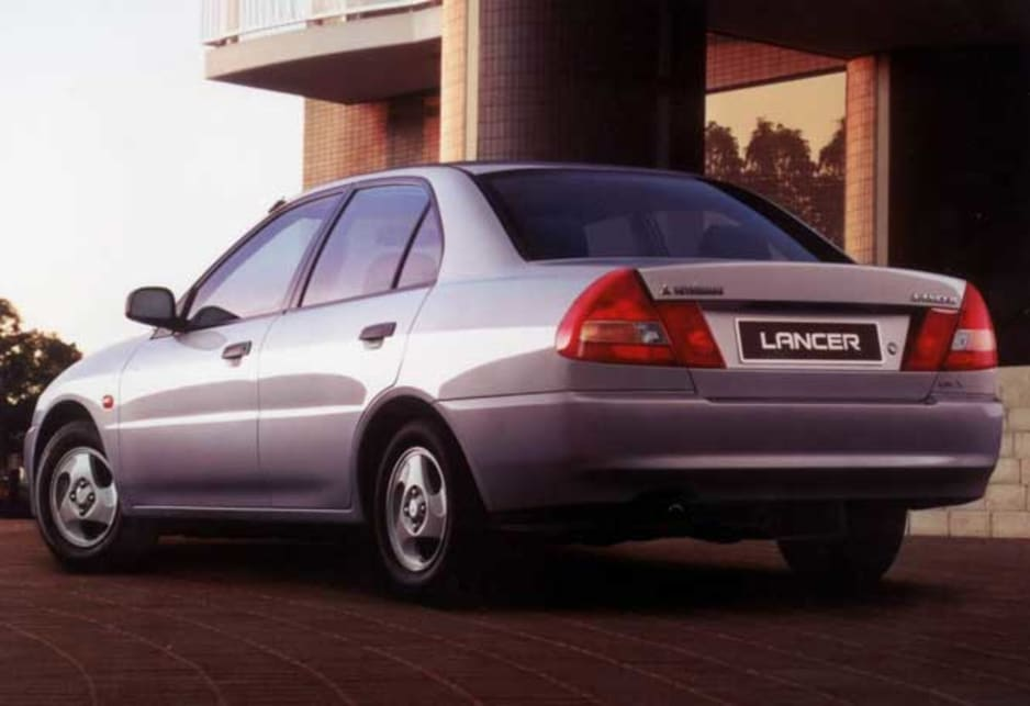 Used Mitsubishi Lancer review: 1996-2002 | CarsGuide