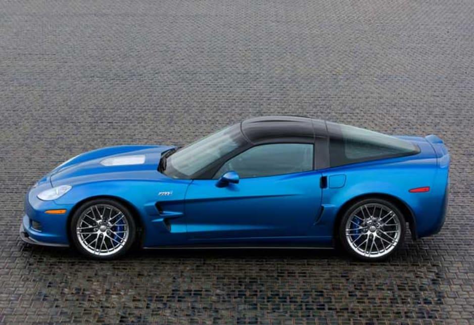 Corvette ZR1 in right-hand drive - Car News | CarsGuide