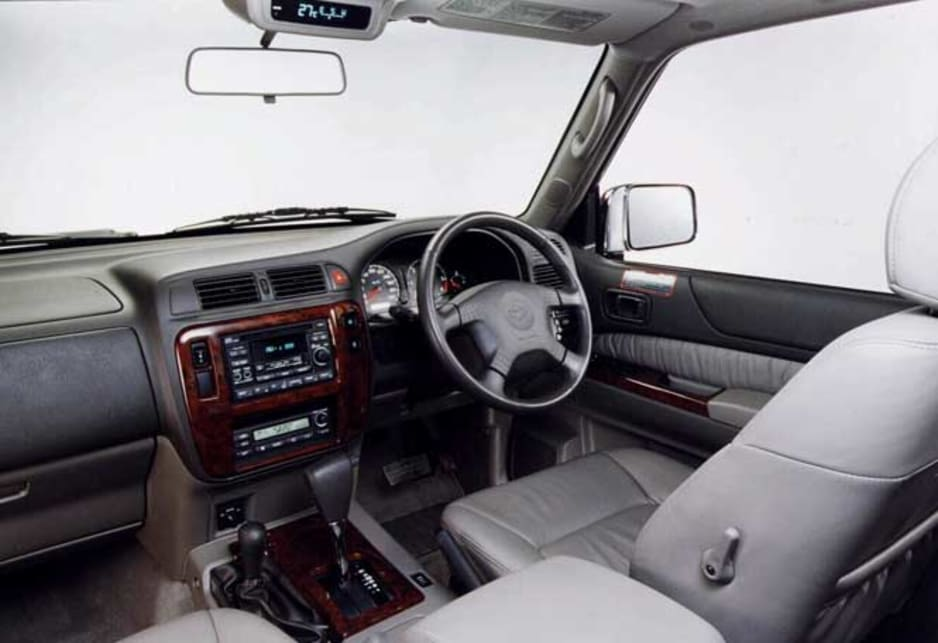 Used Nissan Patrol review: 1997-2001 | CarsGuide