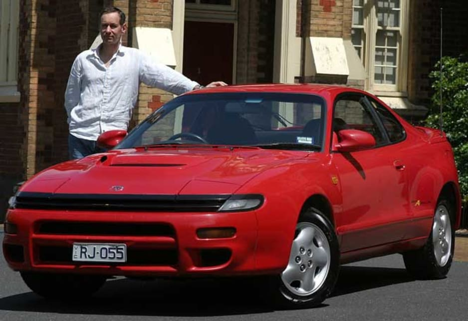 Used Toyota Celica review: 1991 | CarsGuide