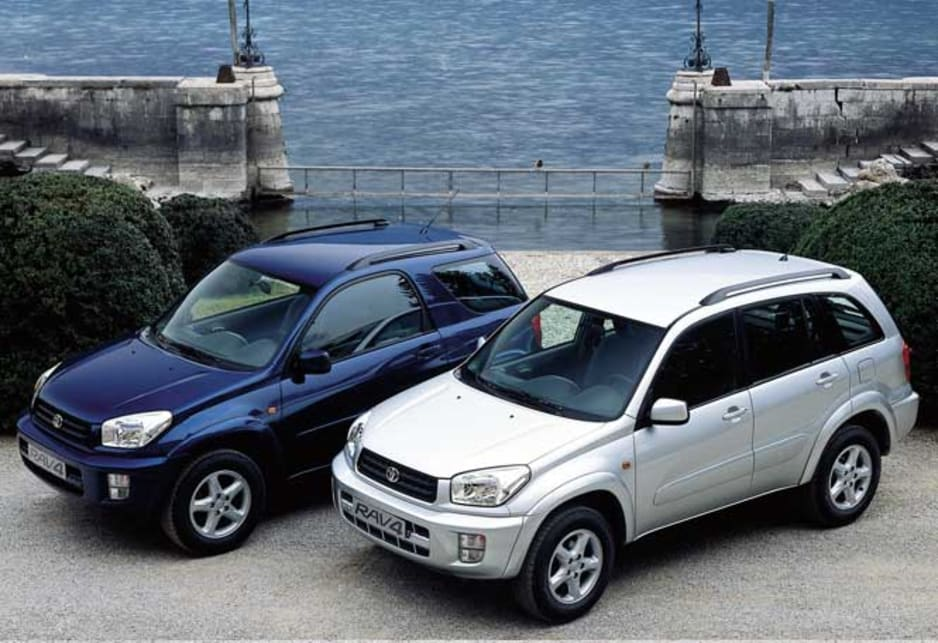 Used Toyota RAV4 review: 1994-2000 | CarsGuide