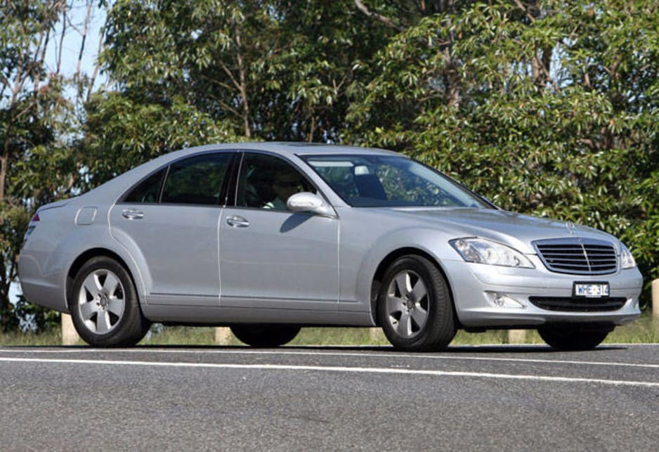 Mercedes Benz S320 2008 Review Carsguide