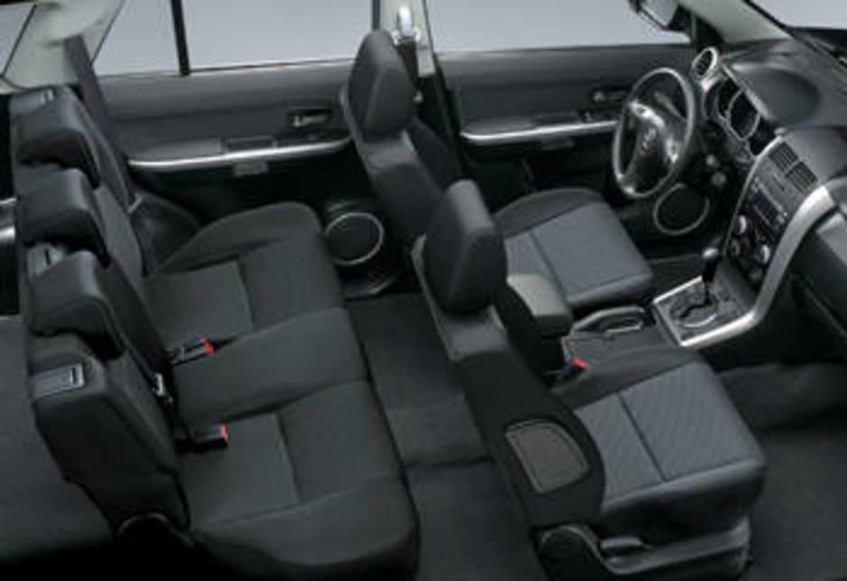 Suzuki Grand Vitara 2008 review | CarsGuide