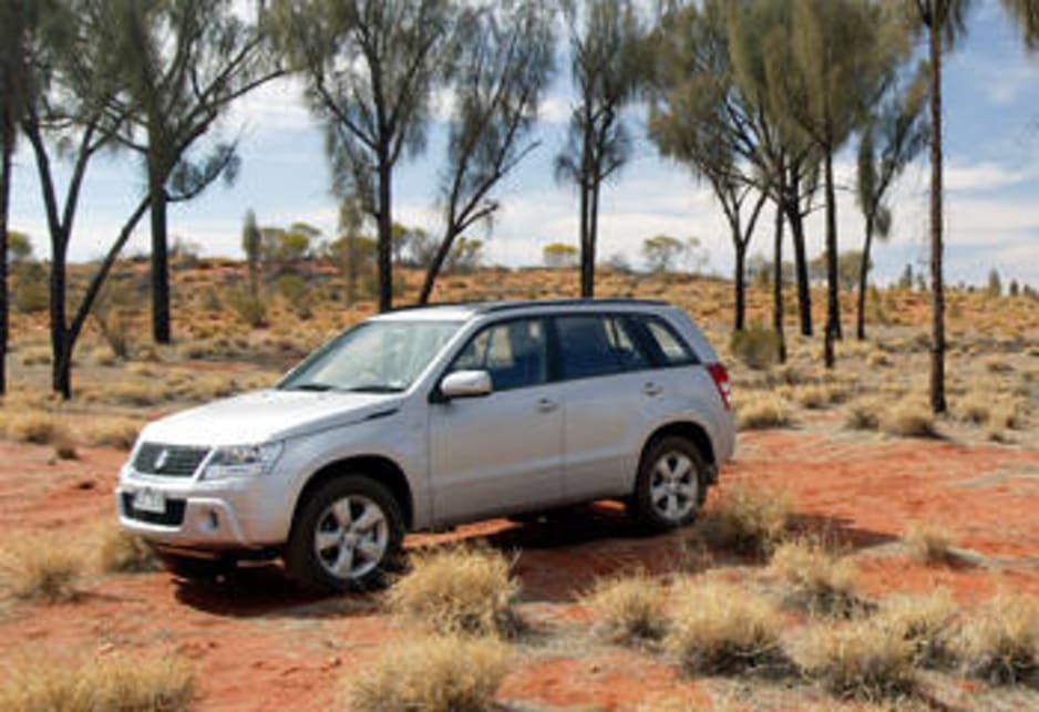 Suzuki Grand Vitara 2008 review | CarsGuide