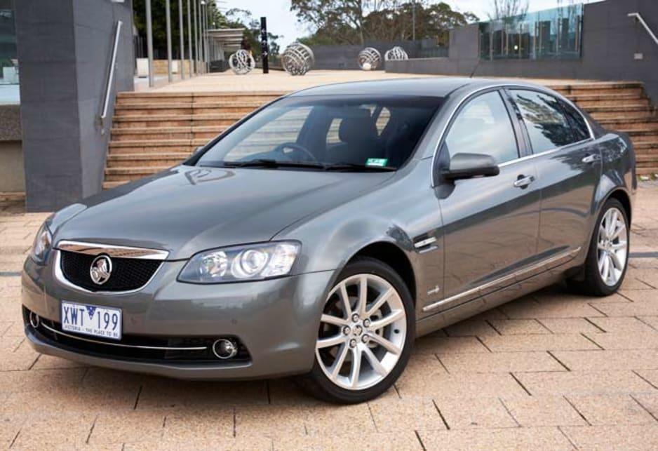 Holden Calais 2010 review | CarsGuide