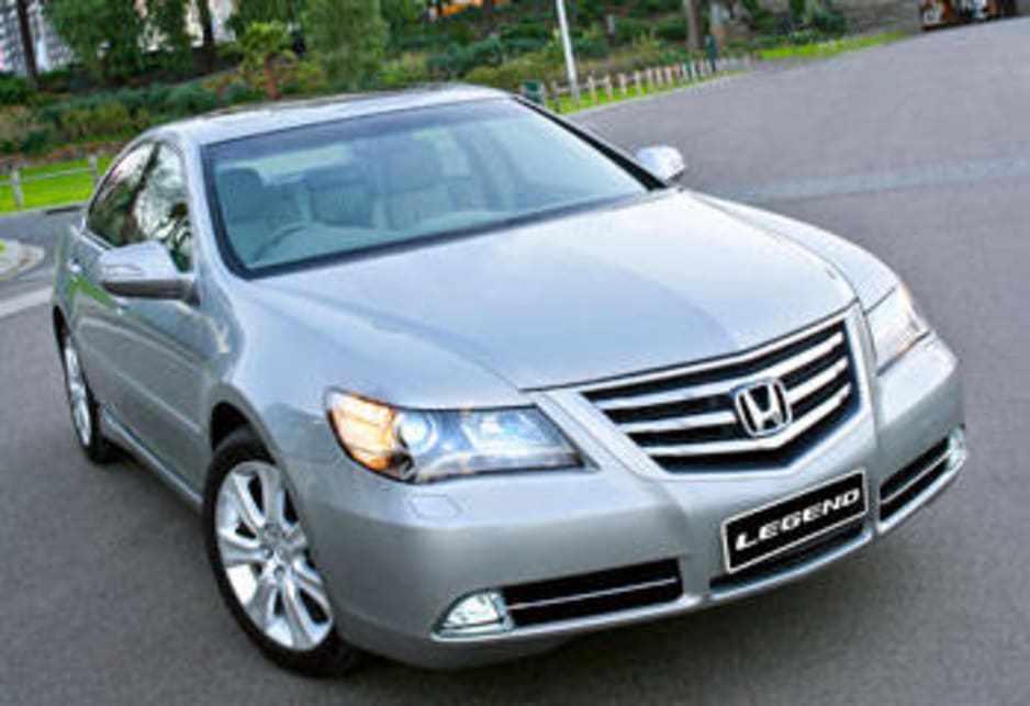 Honda Legend 190808