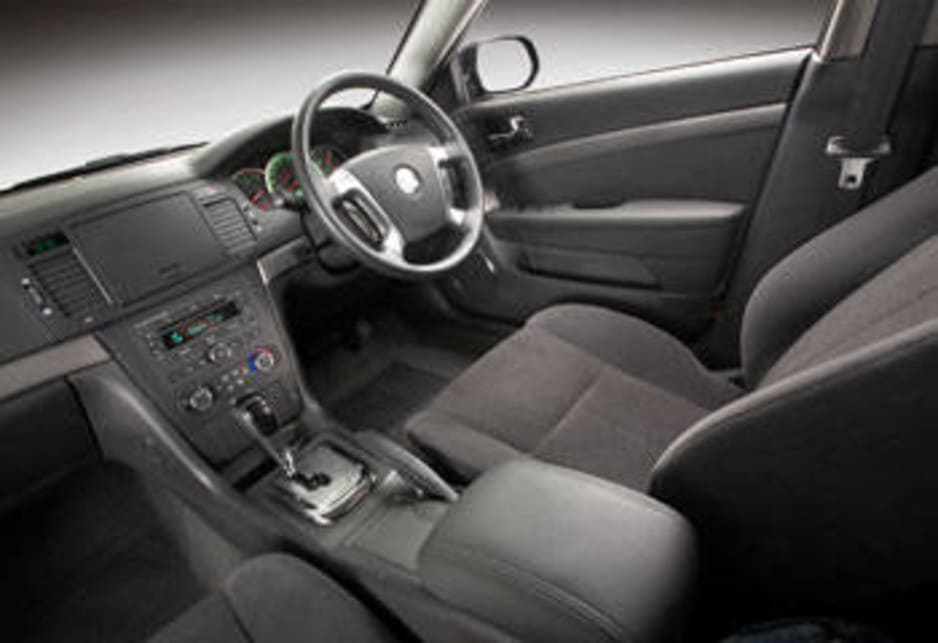 Holden Epica CDXi diesel 2008 review | CarsGuide