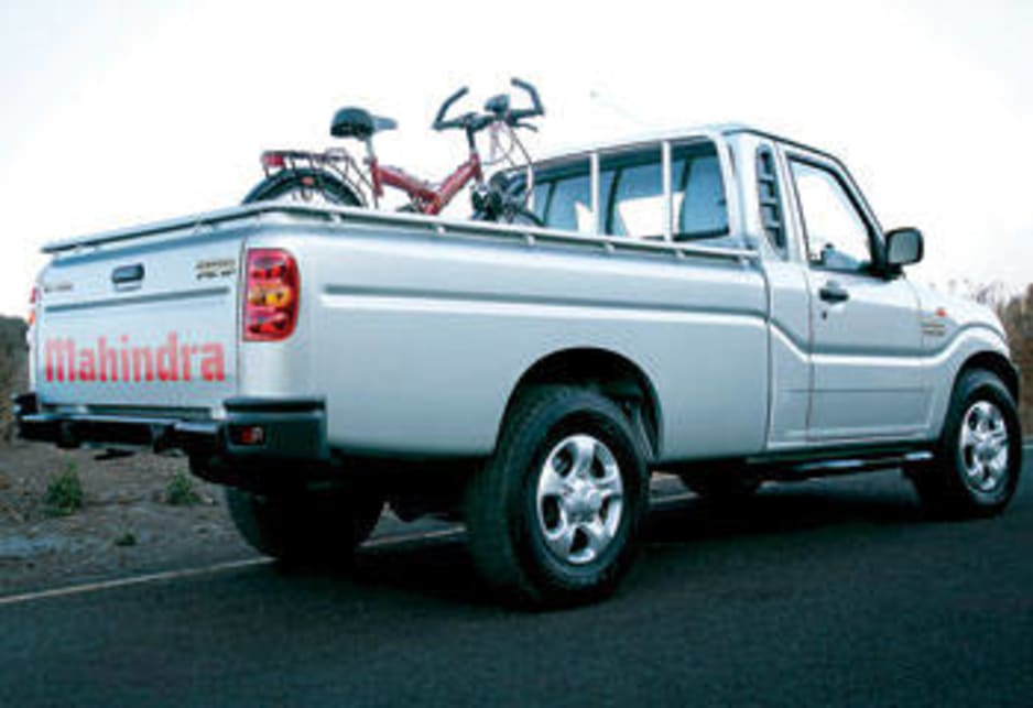 Mahindra Pik-Up 2008 Review | CarsGuide