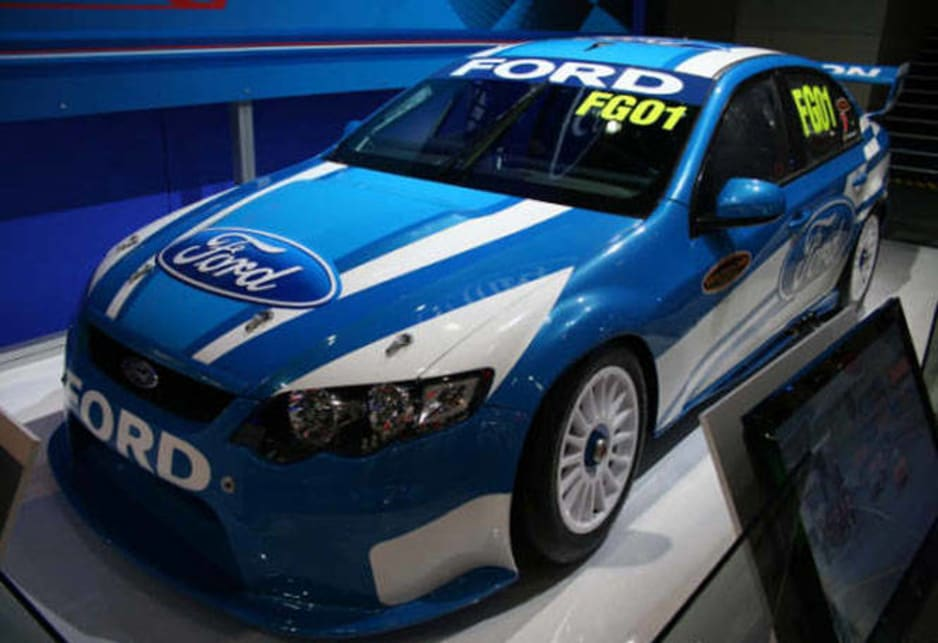 Ford Falcon FG V8 Supercar