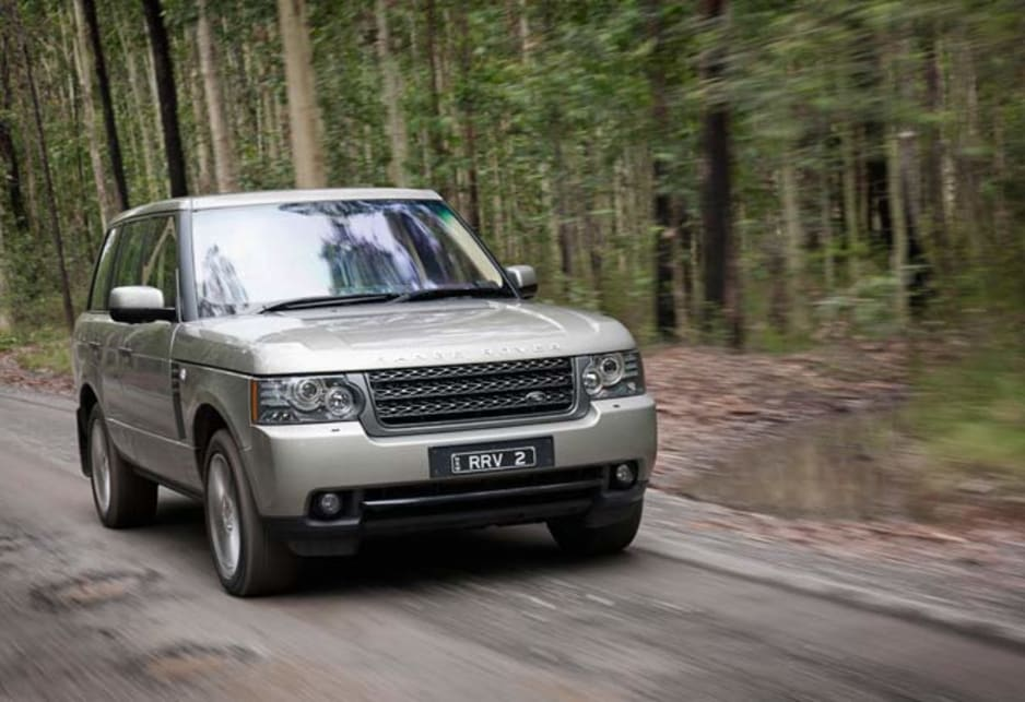 Land Rover Range Rover Vogue 2012 Review | CarsGuide
