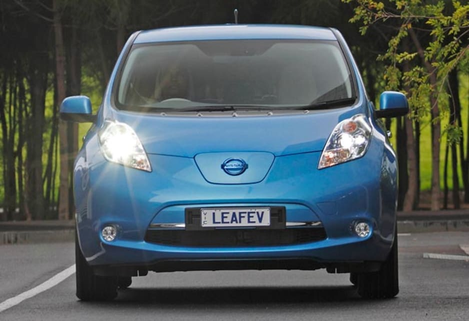 nissan leaf review by owners