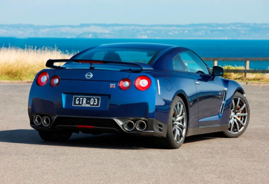The GT-R has been a bang-for-your-buck winner from the beginning, even back in the days of the R32 model that introduced the car to Australia as an official Nissan. But things have slipped this year, with the decision to drop the entry- grade car and tougher opposition from the German supercar bunkers.