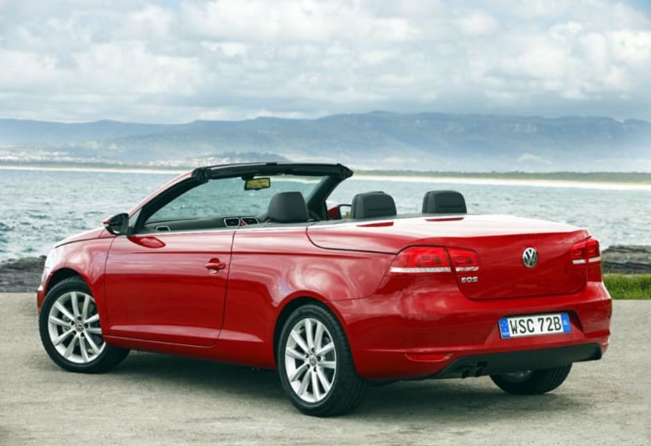 Volkswagen Eos gets an update - Car News | CarsGuide
