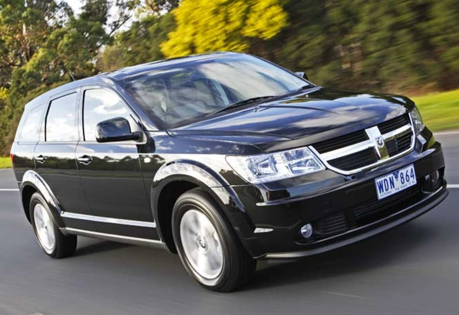 Dodge Journey: review