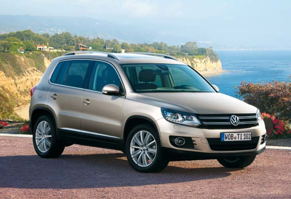 Used Volkswagen Tiguan review: 2011-2012   CarsGuide