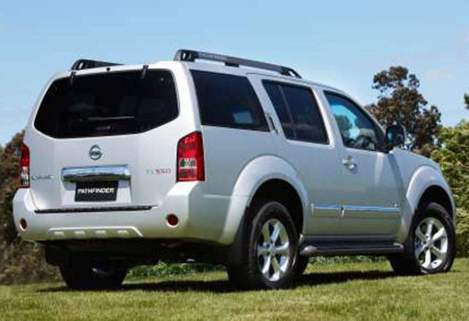Nissan Pathfinder Ti 550 2011 review   CarsGuide
