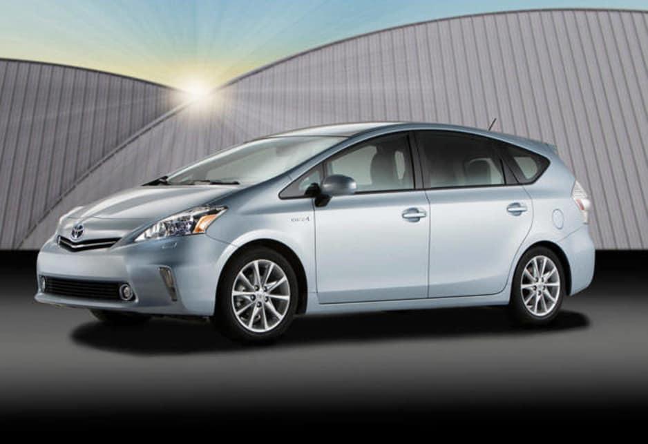 Toyota unveils Prius SUV and supermini   CarsGuide