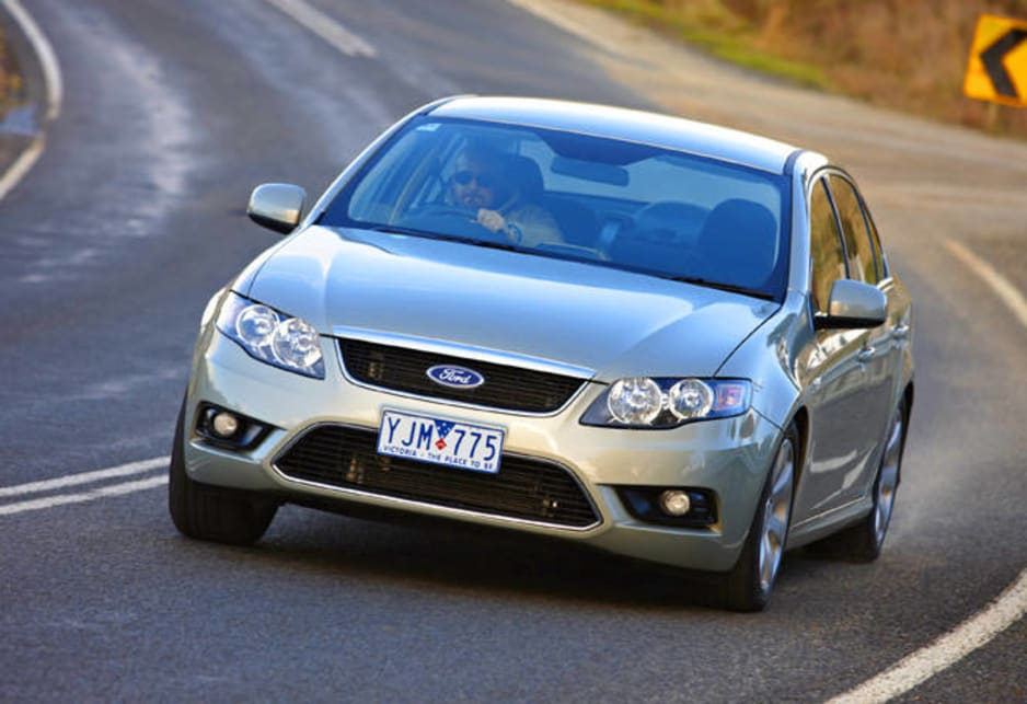 Ford Falcon EcoLPi 2011 Review | CarsGuide